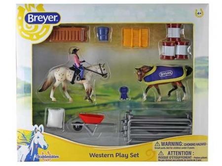 western-play-set