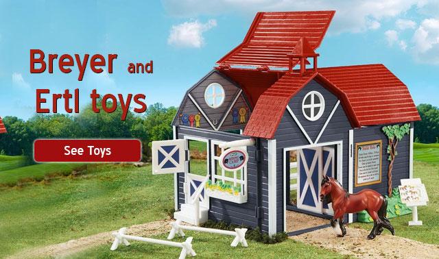 Breyer and Ertl Toys, Windsor, Essex